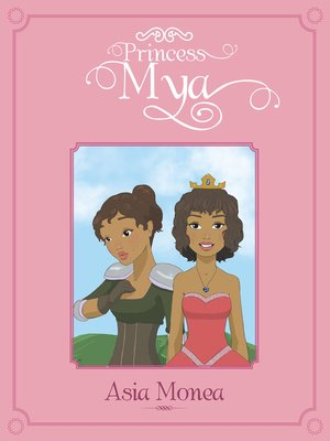 cover image of Princess Mya