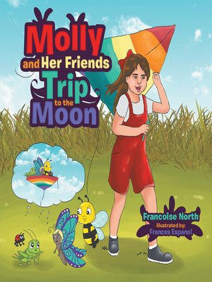 cover image of Molly and Her Friends' Trip to the Moon