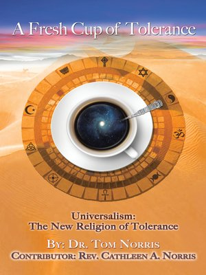 cover image of A Fresh Cup of Tolerance