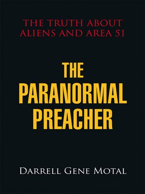 cover image of The Paranormal Preacher