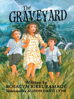 cover image of The GRAVEYARD