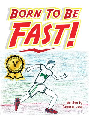cover image of Born to Be Fast!