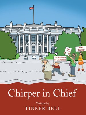 cover image of Chirper in Chief
