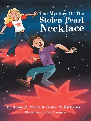 cover image of Mystery of the Stolen Pearl Necklace
