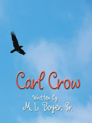 cover image of Carl Crow