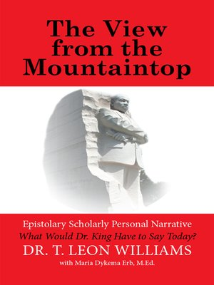 cover image of The View from the Mountaintop