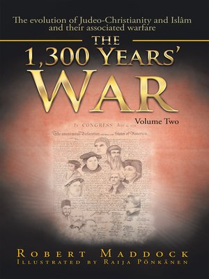 cover image of The 1300 Year's War