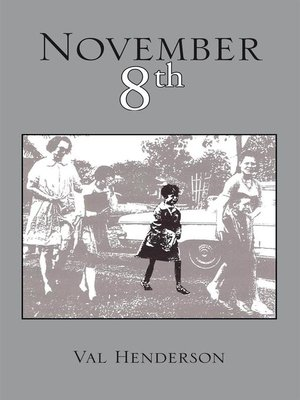cover image of November 8th