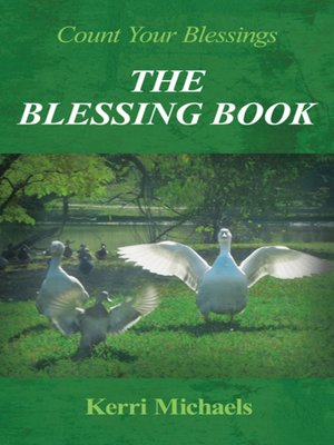 cover image of The Blessing Book