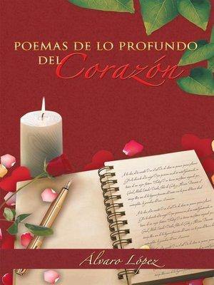 cover image of Poemas De Lo Profundo Del Corazón