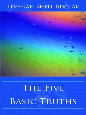 cover image of The Five Basic Truths