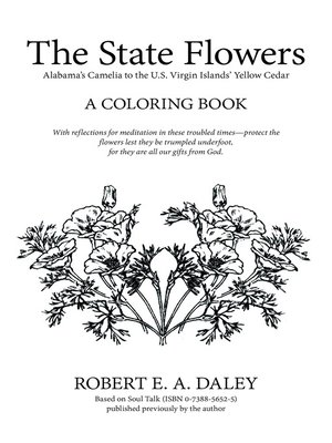 cover image of The State Flowers