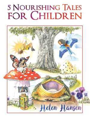 cover image of 5 Nourishing Tales for Children