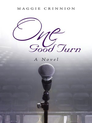 cover image of One Good Turn
