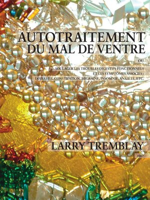 cover image of Autotraitement du mal de ventre
