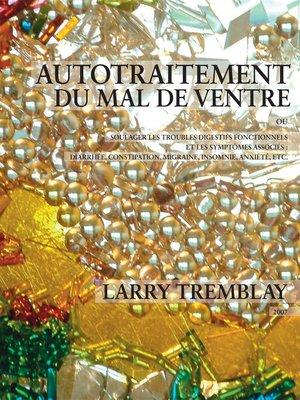 cover image of Autotraitement du mal de ventre