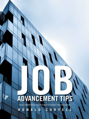 cover image of Job Advancement Tips