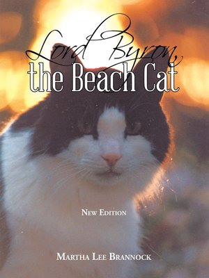 cover image of Lord Byron, the Beach Cat