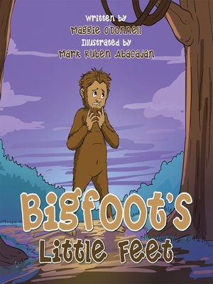 cover image of Bigfoot'S Little Feet
