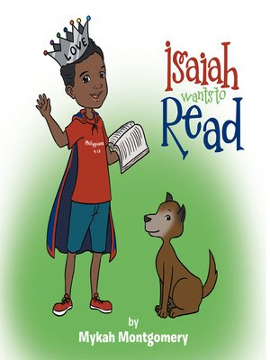 cover image of Isaiah Wants to Read