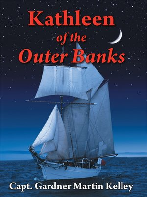 cover image of Kathleen Of The Outer Banks