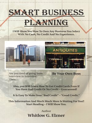 cover image of Smart Business Planning