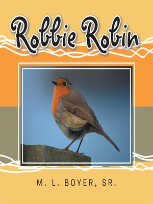 cover image of Robbie Robin
