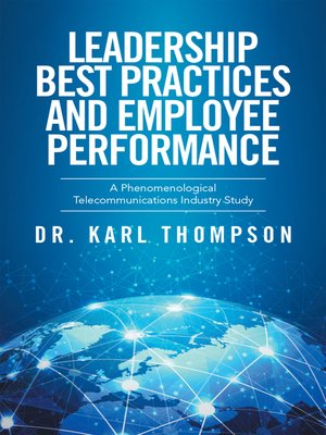 cover image of Leadership Best Practices and Employee Performance