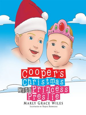 cover image of Cooper's Christmas with Princess Preslie