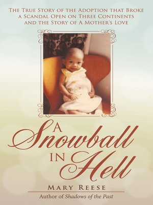 cover image of A Snowball in Hell