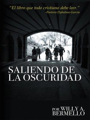 cover image of Saliendo de la oscuridad