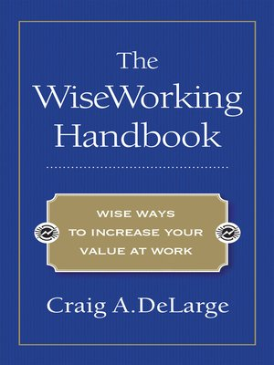 cover image of The Wiseworking Handbook