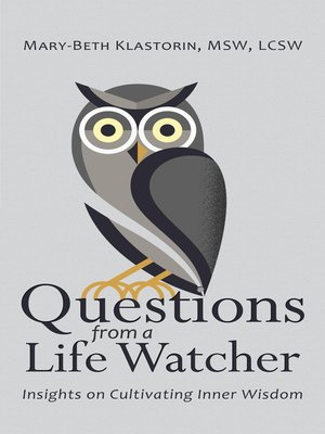 cover image of Questions from a Life Watcher