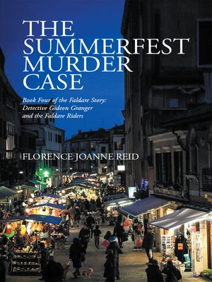 cover image of The Summerfest Murder Case