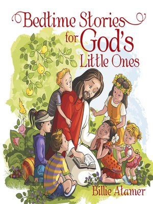 cover image of Bedtime Stories for God's Little Ones