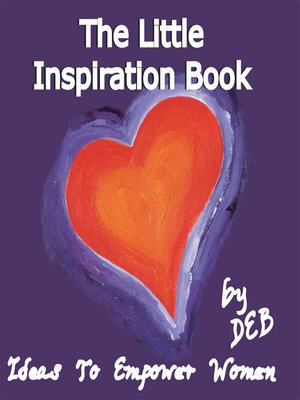cover image of The Little Inspiration Book