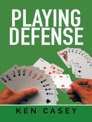 cover image of Playing Defense