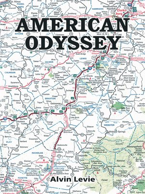 cover image of American Odyssey
