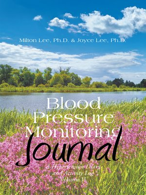 cover image of Blood Pressure  Monitoring Journal
