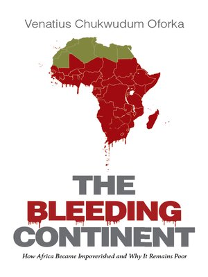 cover image of The Bleeding Continent