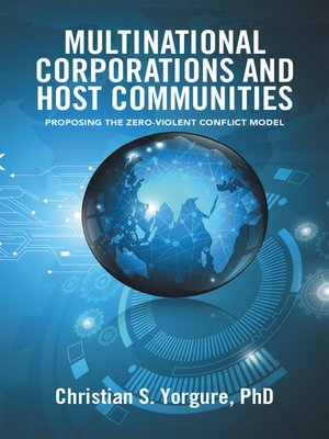 cover image of Multinational Corporations and Host Communities