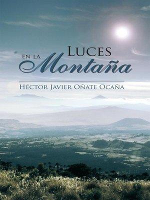 cover image of Luces En La Montaña
