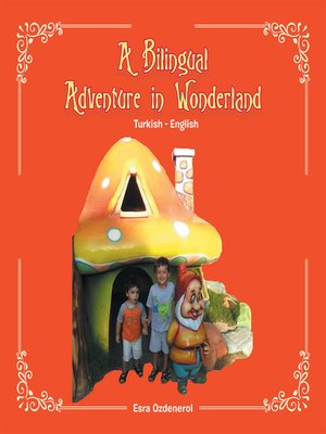 cover image of A Bilingual Adventure in Wonderland