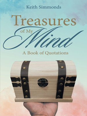 cover image of Treasures of My Mind