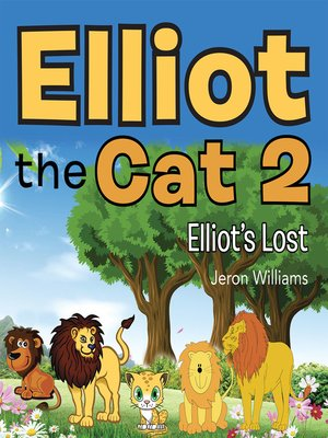 cover image of Elliot the Cat 2