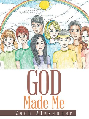 cover image of God Made Me