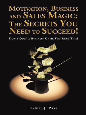 cover image of Motivation, Business and Sales Magic