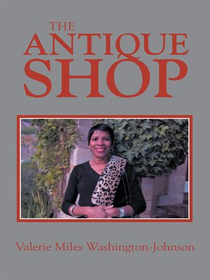cover image of The Antique Shop