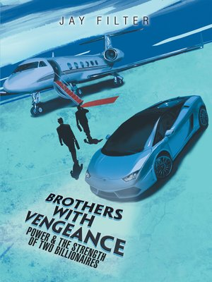 cover image of Brothers with Vengeance