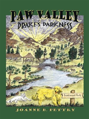 cover image of Paw Valley Drake's Darkness
